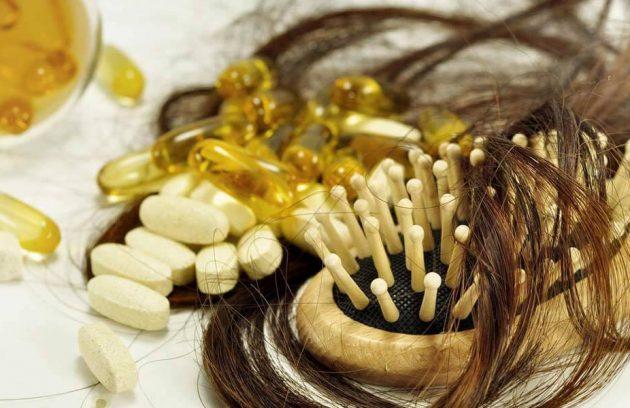 نقص الحديد وتساقط الشعر